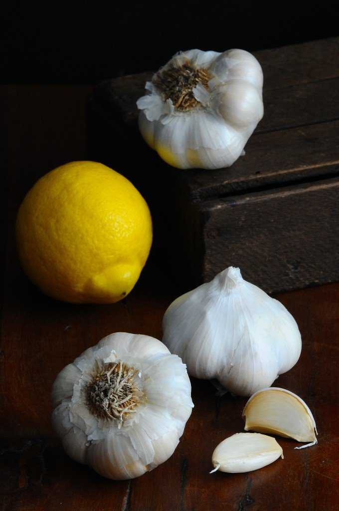 Garlic Lemon