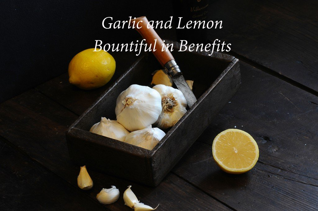 Garlic & Lemon