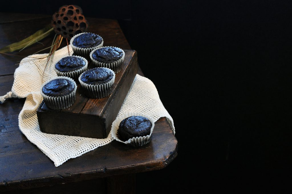Black Bean Chocolate Cupcakes