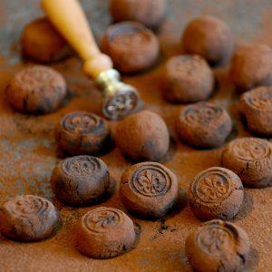Kentucky Bourbon Whiskey Truffles