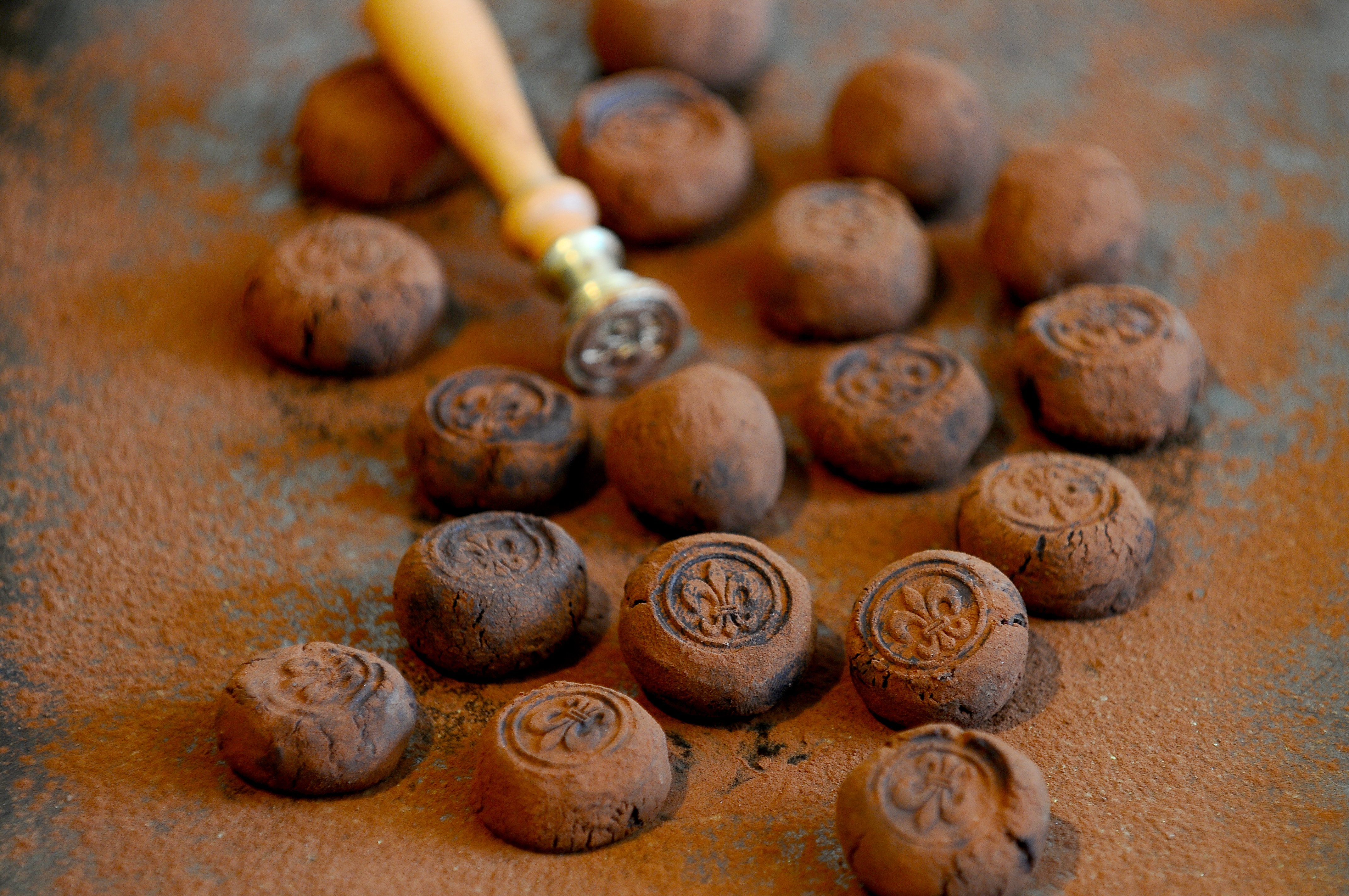 Kentucky Bourbon Whiskey Truffles