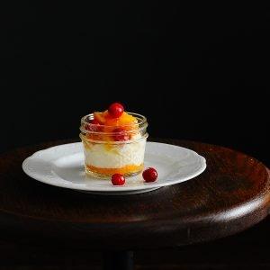 Quark, Tangerine & Honeyed Cranberries