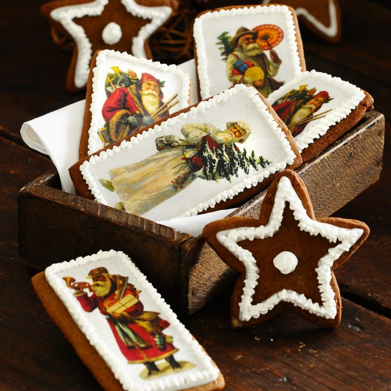 Ginger Bread Cookie
