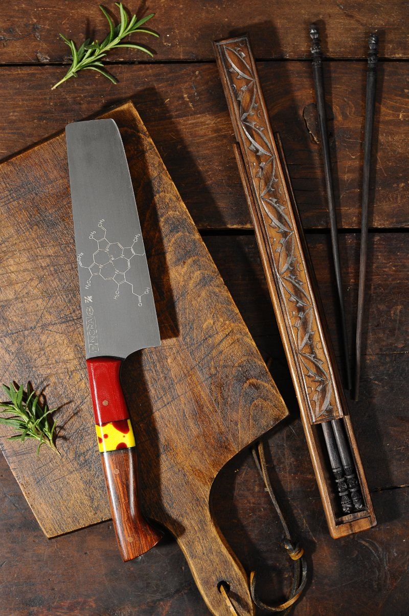 Nora Knife 1296 Made With A Line Cook In Mind Norbert S