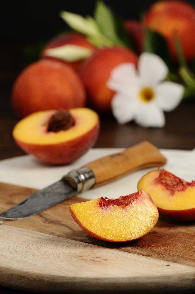 Peach Shrub