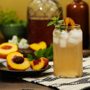 Peach Shrub