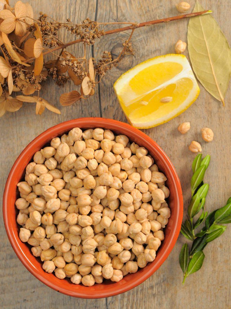 Lemon Chickpeas